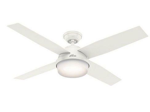 Dempsey Outdoor LED Ceiling Fan
