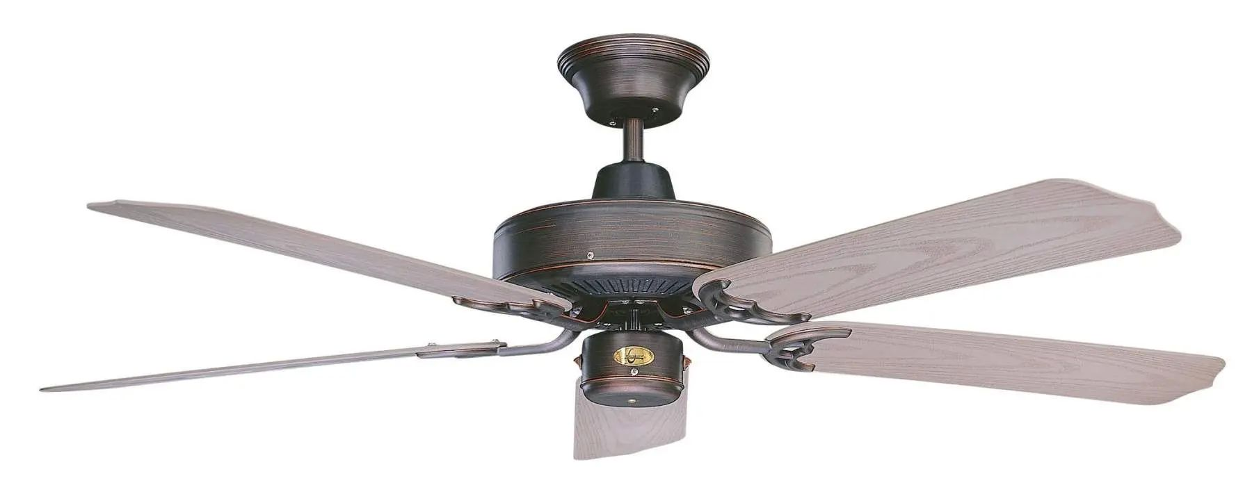 Concord Nautika 52 Outdoor Ceiling Fan in Oil Rubbed Bronze