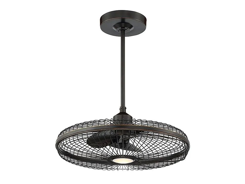 Savoy House Wetherby Fan Dlier In Classic Bronze