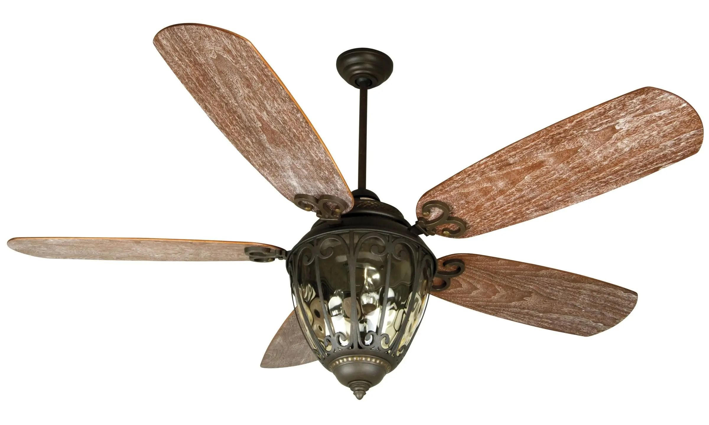 Craftmade Olivier Ceiling Fan In Aged Bronze